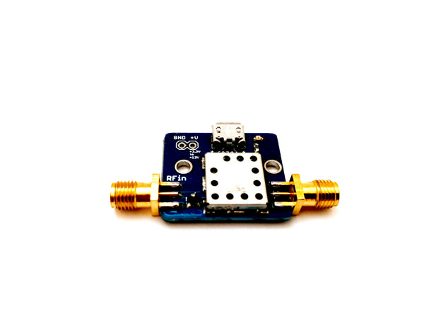 869 MHz Filtered Low Noise Amplifier LNA with 15 dB Gain