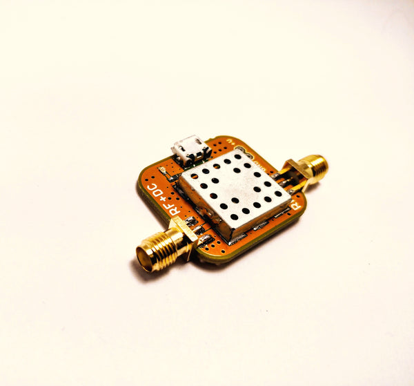 USB Bias Tee Operates from 10MHz - 7000MHz