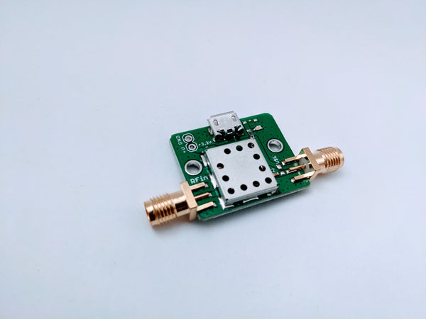 433 MHz Filtered Low Noise Amplifier LNA with 20 dB Gain