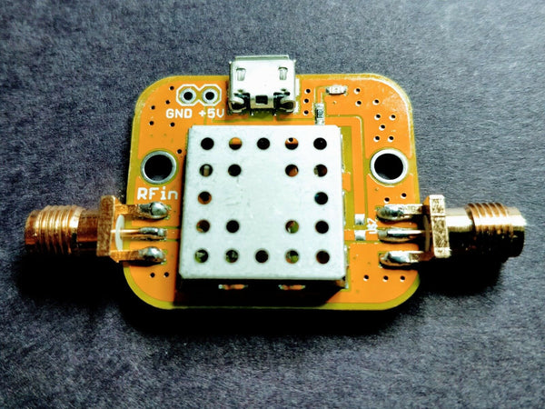 Pre-filtered Low Noise Amplifier for GNSS, GPS L1-L5, GLONASS, BeiDou, Navic with 27 dB gain