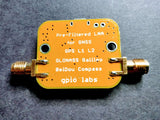 Pre-filtered Low Noise Amplifier with Bias Tee for GNSS, GPS L1-L5, GLONASS, BeiDou, Navic with 25 dB gain