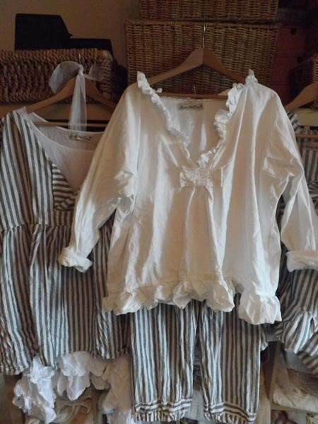 Saffy Pure Cotton Prairie Top