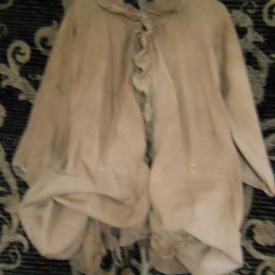 Artist Hitch Coat RitaNoTiara Southern Gothic Couture boho chic layer