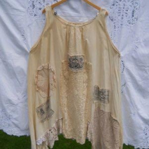 Southern Gothic Applique Pants