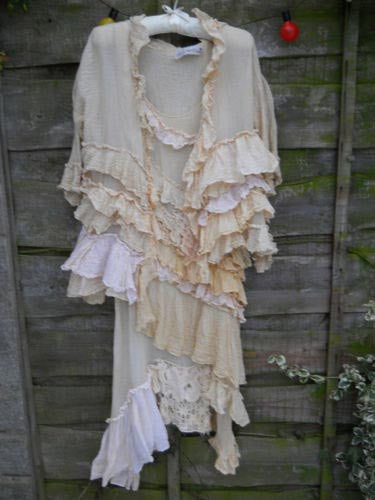Mary Shabby Chic Coat