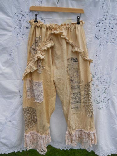 Totally Boho Bloomers