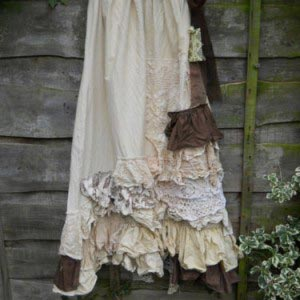Maisie Lace Gypsy Skirt Cowgirl Rodeo Frill Gypsy Prairie maxi boho