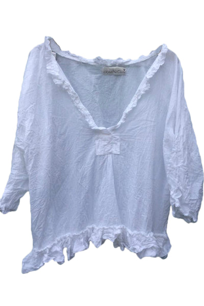 Cotton Prairie Top