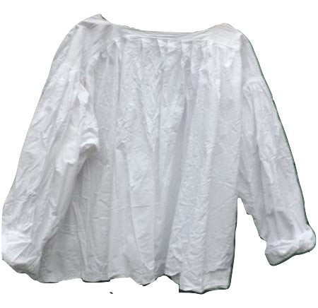 The Ultimate White Linen Shirt
