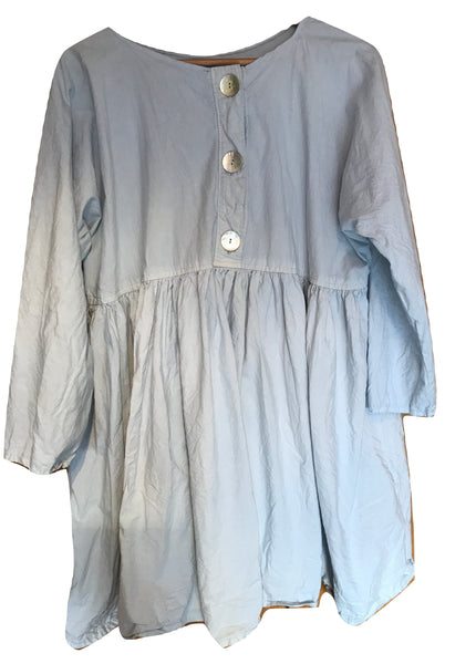 Hand Dyed Cotton Prairie Shirt