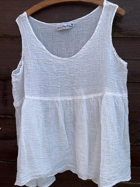 Penny Sleeveless Tank Top