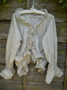 Victorian Riding Jacket cotton RItaNoTiara Steampunk boho chic Gothic