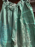 Ready to ship Green Eudora Bloomers Free Size