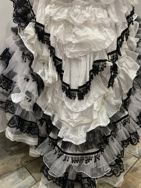 Ready to Ship Wedding Skirt Free Size