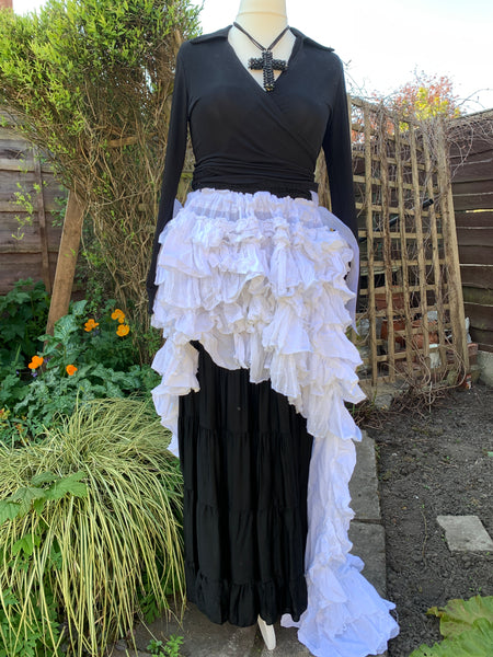 Gypsy Wedding Skirt