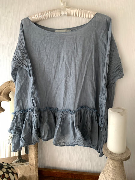 Romy Prairie Sleeveless Top