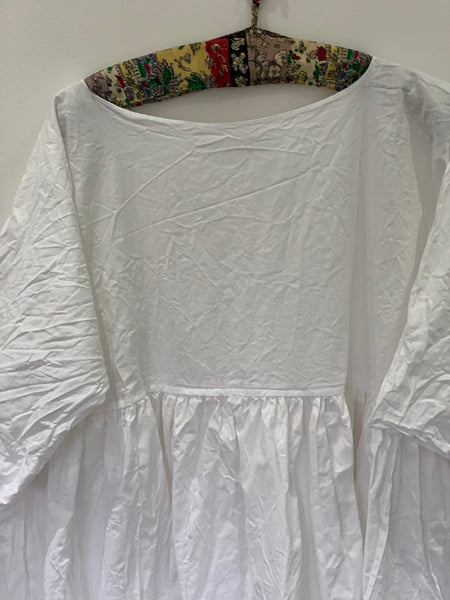 Ready to Ship Linen Louise Dress One Size