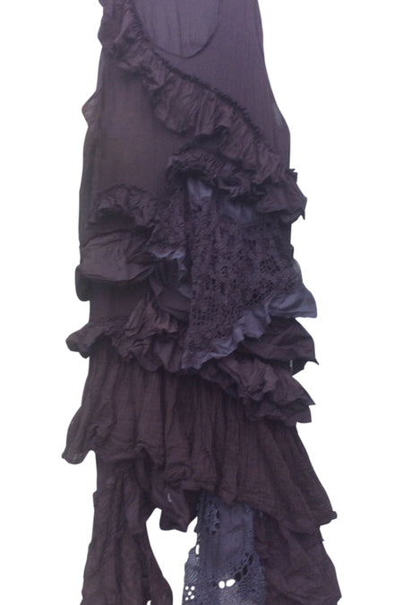 Mary Ruffle Dress