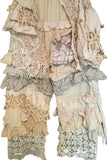 junkin gypsy  bloomers RitaNoTiara Southern Gothic Couture Boho chic