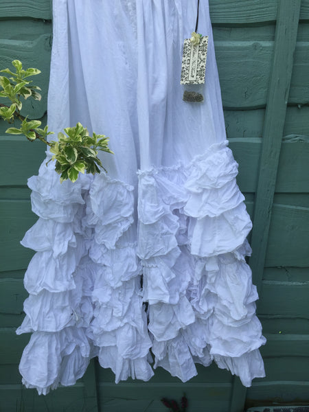 Rhett Ruffle Cotton Silk Voile Pantaloons frilly romantic RitaNoTiara