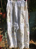 Southern Gothic Totally Boho Festival Pants RitaNoTiara trousers funky