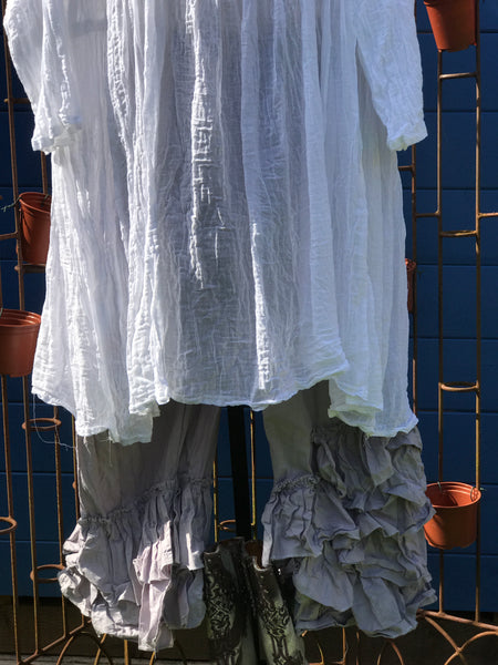 Emma Cotton Gauze Prairie Shirt