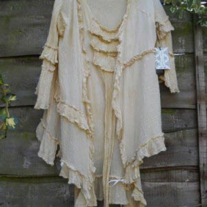 Mary Ruffle Jacket and Dress Suit