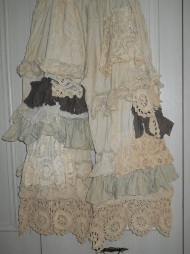 junkin gypsy  bloomers RitaNoTiara Southern Gothic Couture Bohochic