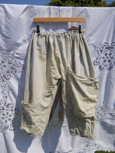 Oversized Pocket Pants