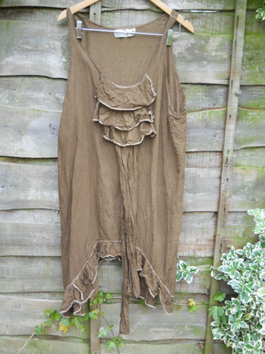 Long Train Tunic