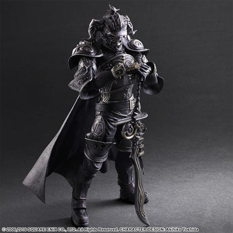 Final Fantasy DISSIDIA Gabranth PVC Action Figure Collectible Model Toy