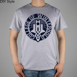 College of Winterhold Elder Scrolls Skyrim Short Sleeve T-shirt