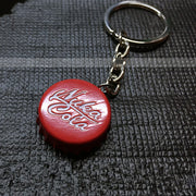 Pip Boy Nuka Cola Bottle Cap FALLOUT Key Chain Pendant