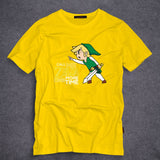The Legend of Zelda One More Time Mens Funny T-Shirt