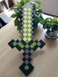 Minecraft Toy Sword - Pick From Four Color Models