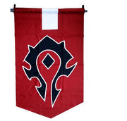 World of Warcraft Alliance or Horde Banner Flag