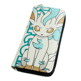 Pokemon Monster Multifunctional Leather Wallet - 17 Monster Choices