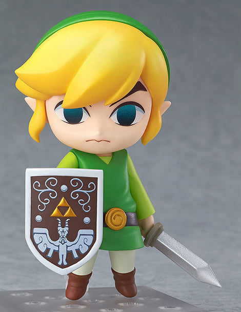 The Legend of Zelda Link the Wind WakerPVC Action Figure Collectible Model Toy 4