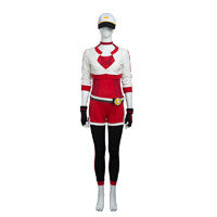 Women's Pokemon Go Cosplay Costume Outfit Red/Yellow/Blue