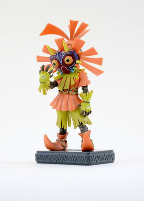 The Legend of Zelda Majora's Mask Skull Kid PVC Action Figure Collectible Model Toy
