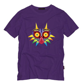 The Legend of Zelda Majora's Mask  Short Sleeve Men's T Shirt S-5XL
