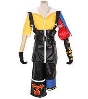 Final Fantasy X Tidus Cosplay Costume