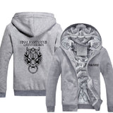 Fantasy VII Advent Children Zip Up Hoodie