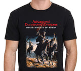Dungeons And Dragons Vintage Game Death Knights of Krynn T-Shirt