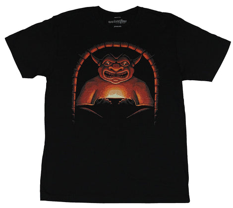 Advanced Dungeons & Dragons Player's Handbook Statue T-Shirt