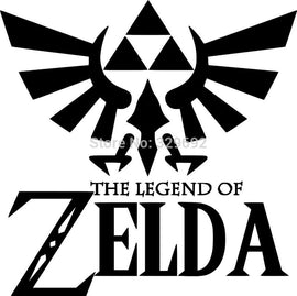 Legend Of Zelda Vinyl Wall Art Sticker