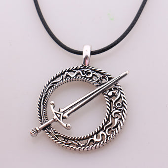 Dark Souls 3 Blade of the Dark Moon Pendant