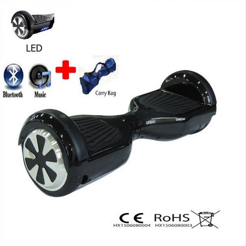 Self balancing Scooter 6.5 inch Electric Scooter Hoverboard Bluetooth Two Wheel Smart balance Electric skate skateboard
