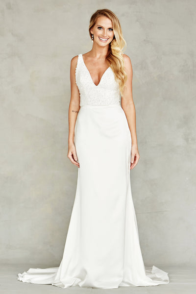 Dana Graham Style 4216  (In Store Only) - Chicago Bridal Store Company