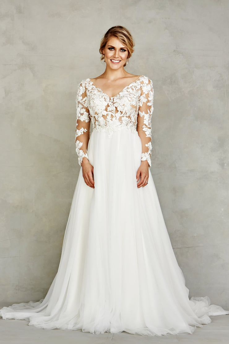 Dana Graham Bridal Collection Style 4217 - Chicago Bridal Store Company
